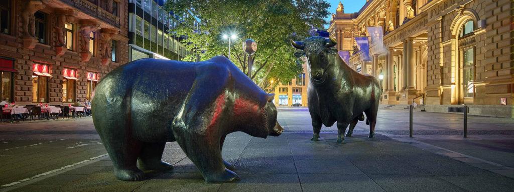 Krisenindikator - Deutsche Börse AG